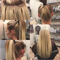 Tape In Extensions HSI Professional