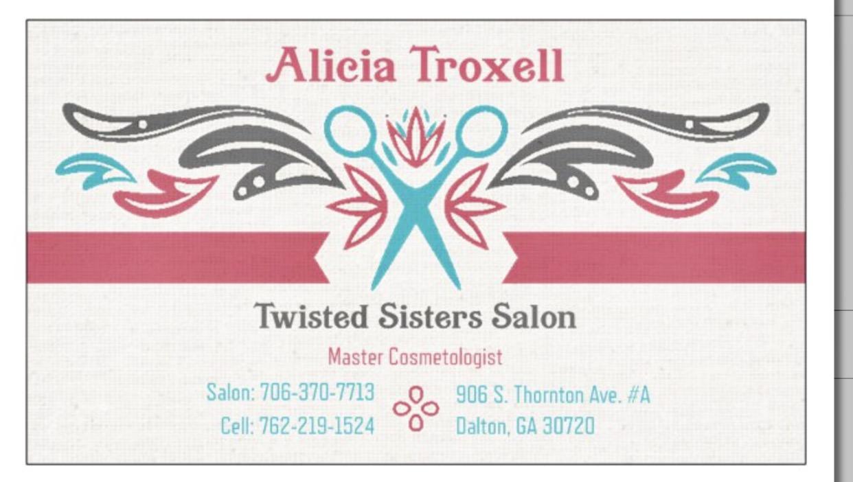 Alicia Troxell